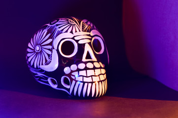 Day of the Dead, Mexico, Skull Crafts, Mexican Tradition