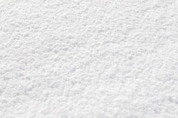 white snow powder background