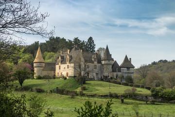 Château de la Grande Filolie à Saint Amand de Coly , en Dordogne