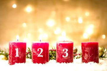 besinnlicher dritter advent