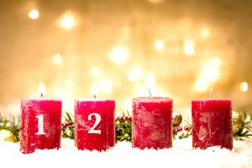 besinnlicher zweiter advent