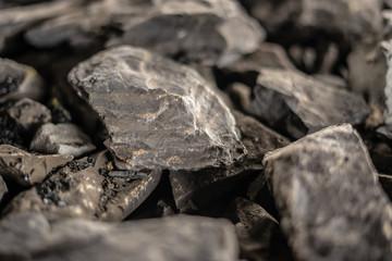 natürliche Kohle