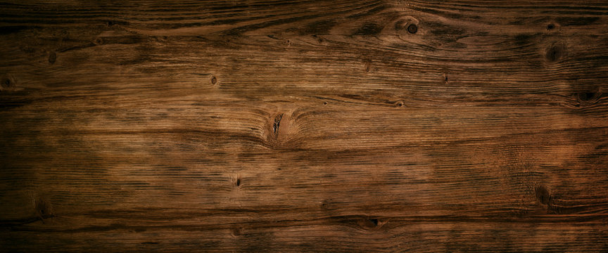 Dark textured wood background
