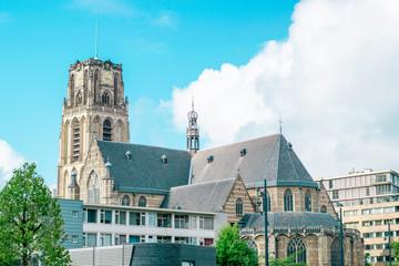 The Sint Laurens Church in Rotterdam