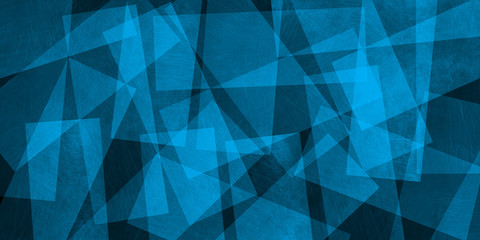 abstract background fan of triangles, 3d illustration