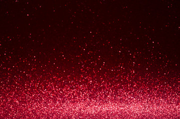 Soft image abstract bokeh dark red with light background.Red,maroon,black color night light elegance,smooth backdrop or artwork design for new year,Christmas sparkling glittering Women,Valentines day.