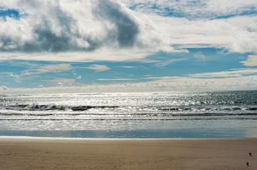 Strand von Castilnovo Cadiz, Andalusien