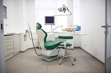 sala di un dentista