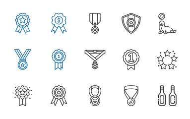 warranty icons set