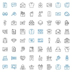 new icons set