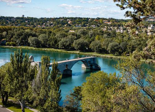 Avignon Architecture