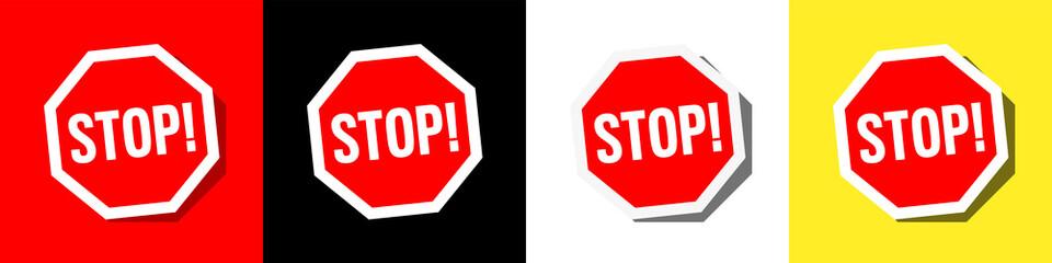 Picto stop !