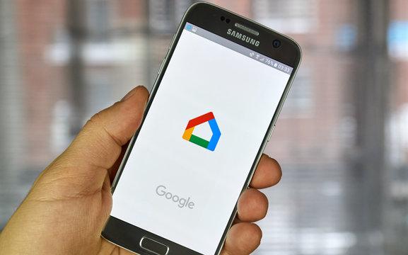 Google Home application