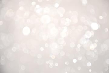 Obraz Abstract bokeh lights with soft light background. Blur wall. - fototapety do salonu