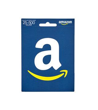 Amazon popular giftcard