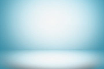 Abstract dark blue template background. Picture can used web ad. blank copy space dark gradient wall for art work design.