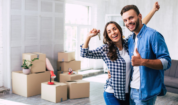 It's never too late. It's never too late to move house and live peacefully together with your significant other, making a bit scary but extremely brave step towards something new.