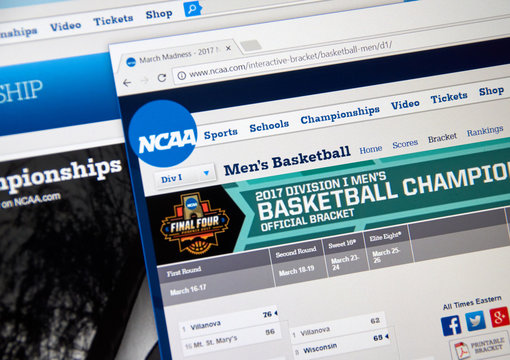 NCAA officcial web page.