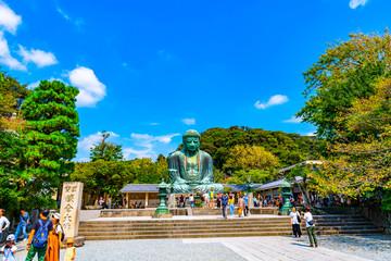 鎌倉大仏 神奈川県 観光地