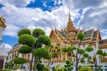 Fotorollo Bangkok Grand Palace, Bangkok, Thailand