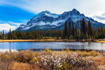 Rocky Mountains of Canada