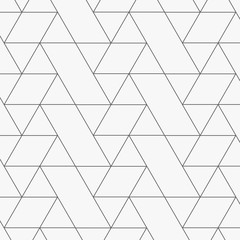 Linear vector pattern, repeating geometric linear background. Pattern is clean for design, fabric, wallpaper, printing. Pattern is on swatches panel.