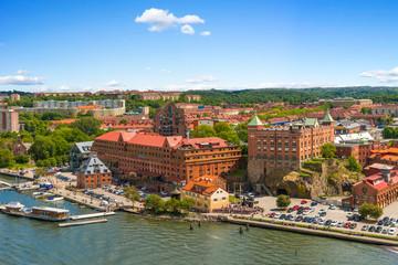 Hafen Göteborg, Schweden