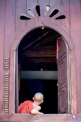 Shwe Yan Bye-Kloster in Myanmar