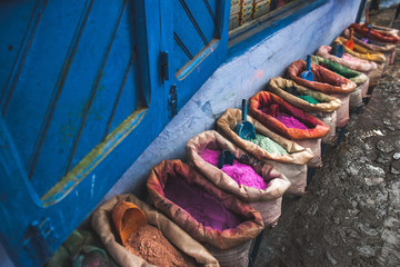 Morocco Dyes