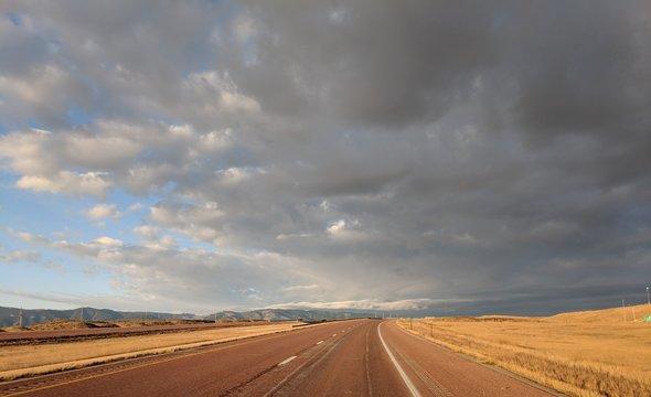 Dark Horizon Road