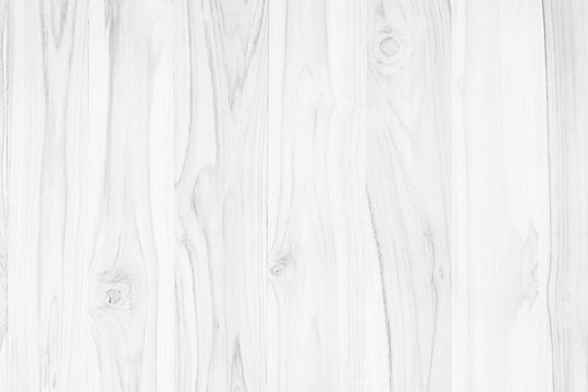 White Wood plank texture background. Vintage wooden board wall have antique cracking style background objects for furniture. Painted weathered peeling table woodworking hardwoods