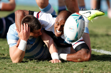 Rugby World Cup 2019 - Pool C - Argentina v U.S.