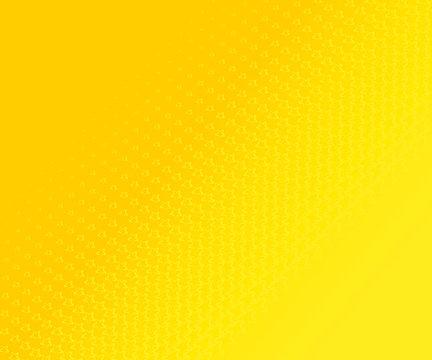 Pop art diagonal yellow comic background.