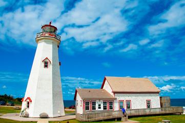 East Point Lighthouse - Prince Edward Island - Canada