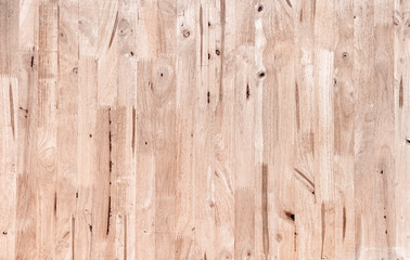 White background made of small pieces of wood with old and beautiful wooden patterns.Hardboard made of paper for interior decoration.