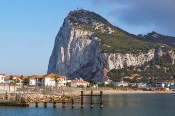 Rock of Gibraltar United Kingdom.