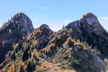 Fototapete - Zaganu Mountain, Romania