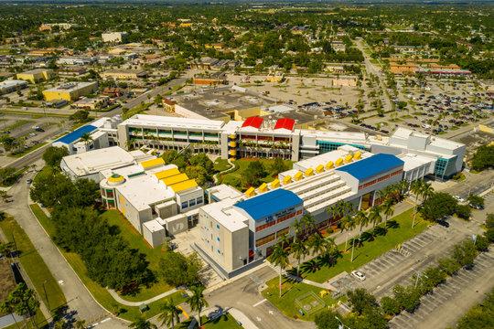 Miami Dade Community College Homestead Miami Campus