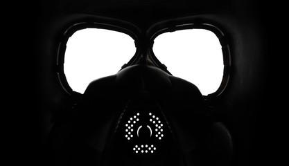 Gas mark inner view.