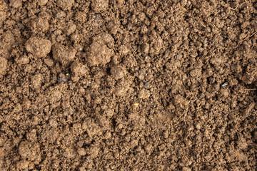 Fototapeta fertilizer dirt soil texture background obraz