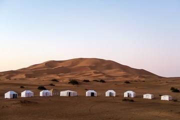 Foto op Plexiglas Diepbruine landscape in sahara desert, photo as background , digital image picture