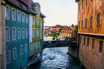 Bamberg am Main in Bayern