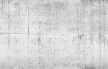 Photo sur Plexiglas Beton Empty gray concrete wall. Seamless