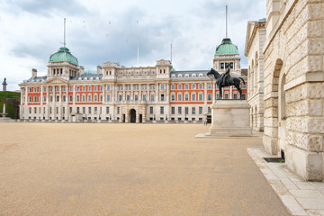 The Horse Guards Parade in London