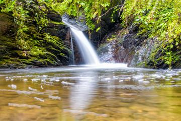 Wasserfall auf dem Brohlbach bei Treis-Karden an der Mosel