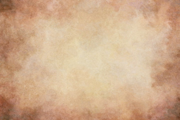 Orange animal skin background