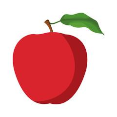 apple fruit icon image design