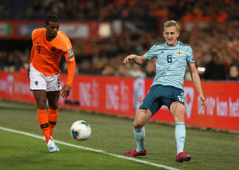 2019 Euro 2020 Qualifiers Netherlands v Northern Ireland Oct 10th