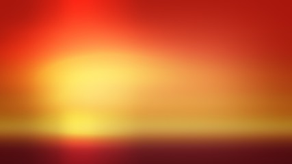gradient sun background abstract design, colorful.