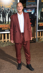 "Woody Harrelson attends the premiere of ""Zombieland: Double Tap"" in Los Angeles"
